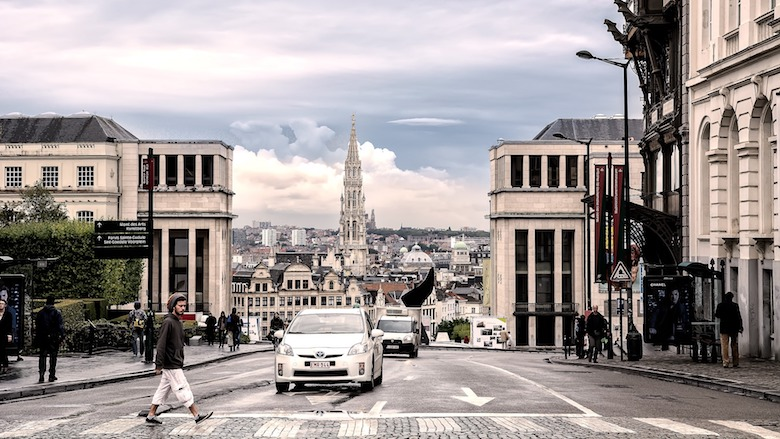 Brussels - God Uses The Ordinary