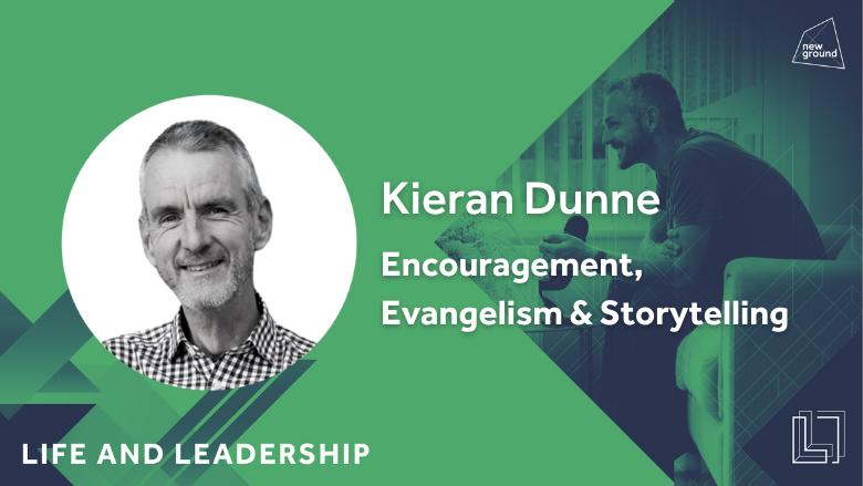 Encouragement, Evangelism & Storytelling